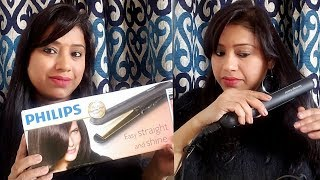 Review & Experience Of Philips Salon Straightener | Important Tips To Buying A Hair Straightener