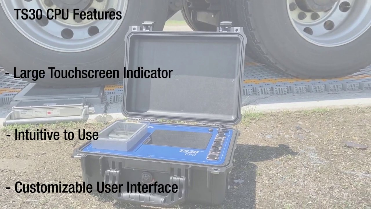 Intercomp TS30™ Touchscreen CPU