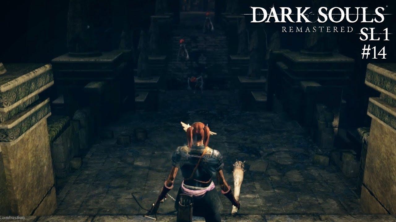 🔥 Oolacile Township und Manus snipern - Dark Souls: Remastered SL1 #14
