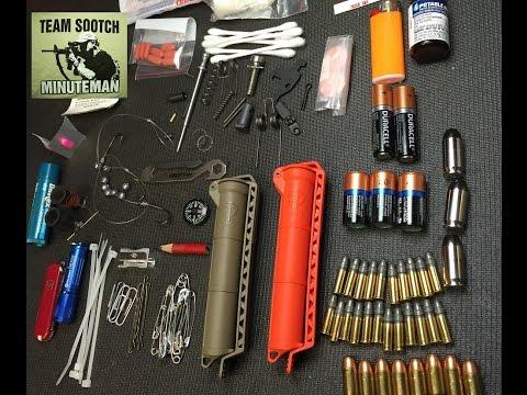 10 Mini Survival Kit Ideas Using The Cell Vault