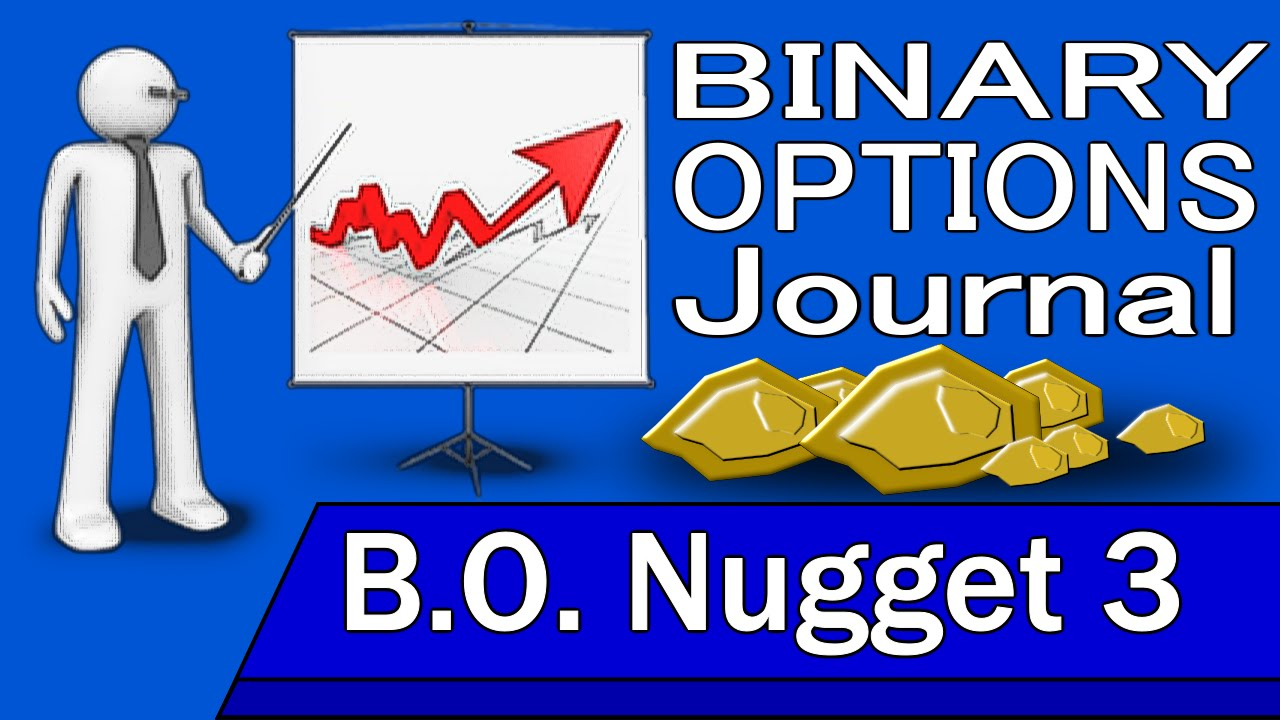 Binary option trading journal