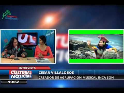 CASA GRANDE: Cesar Villalobos visita Cultural Noticias
