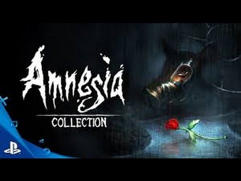 """Amnesia Collection-The dark descent"" (part 1) Slow start (then)TERRIFYING! OMG! :S"