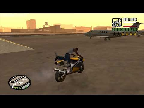 Starter Save-Part 7-The Chain Game Zoom Mod-GTA San Andreas PC-complete Walkthrough-achieving ??.??%
