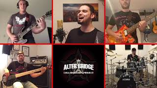 ALTER BRIDGE Farther Than The Sun International Cover Collab