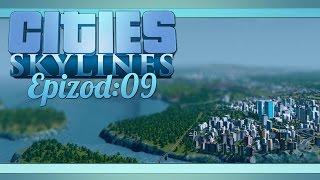 Cities: Skylines :: Ep.09 :: Osiedle nad jeziorem