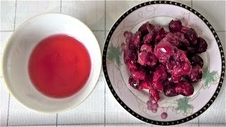 видео Польза вишневого сока