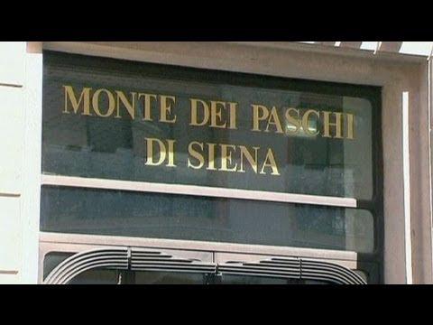Tough times at Monte dei Paschi di Siena