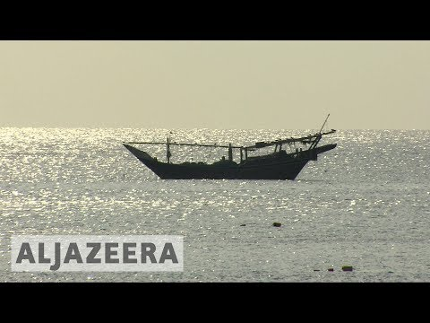 Oman: Traditional dhow boats under threat in the Gulf 🇴🇲