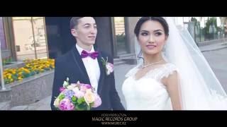 Арман & Натали Wedding day | Magic Records Group