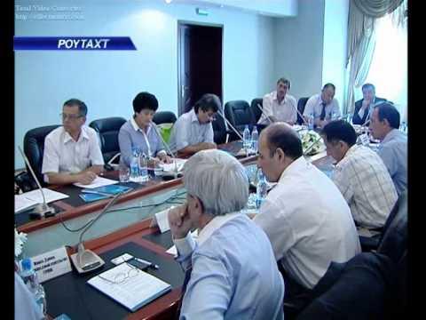 Seminar on Energy Management - UNDP/GEF Project in Uzbekistan