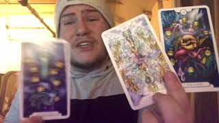 """Cancer, Pisces, Scorpio - """"SET THEM FREE & THEY WILL MISS YOU"""" ❤️😉 JANUARY 1-7 LOVE TAROT READING!"""