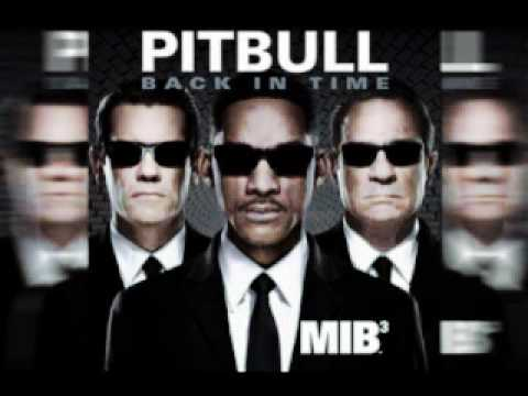 Pitbull - Back in Time [High Quality] + Download