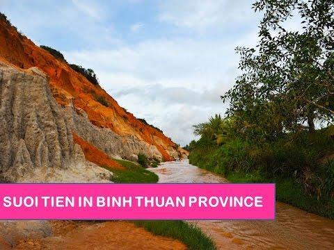 Travel To Vietnam: Suoi Tien In Binh Thuan Province | Travel Around World
