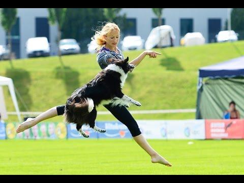 Dogdance Sandra & Lizzy St.Gallen 2016
