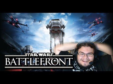[ES] STAR WARS BATTLEFRONT MULTIPLAYER TRAILER 2015 E3 | VIDEO REACCION