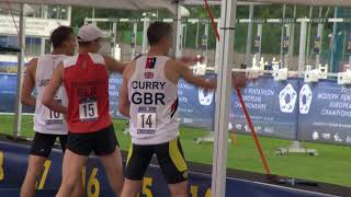 2019 Modern Pentathlon European Championships - Mens individual qualification
