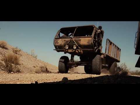 FAST and FURIOUS: FAST FIVE - Train Heist (Truck, Pantera GTS, GT40, Corvette) #1080HD