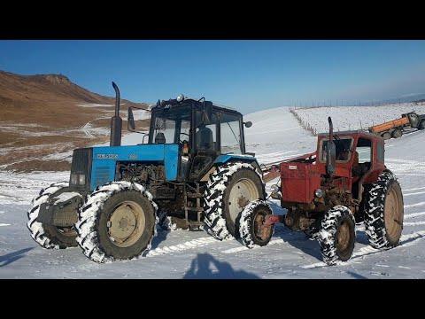 Гонки на Тракторах | Беларусь или Т 40 ??? Оффроад 2020