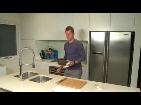 Healthy Eating with Ryan O'Keefe - Fruit & Nut Loaf