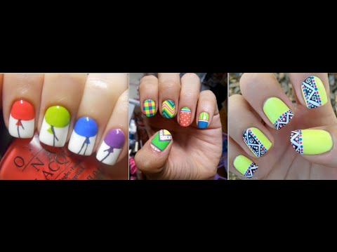easy nail art designs for short nails  how to paint your