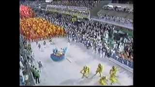 Beija-flor - Carnaval 2008 - Desfile Completo