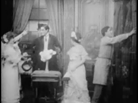 """The Curtain Pole"" (1909) director D.W. Griffith"