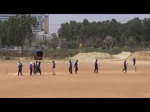 Inter-Provincial Cricket League, Bangalore: Final - Innings 2 Blazing Blasters