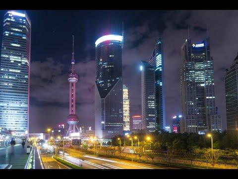 Shanghai Travel Video: China Luxury Travel Vlog 2016