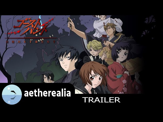 Ghost Hunt (Anime) - Trailer