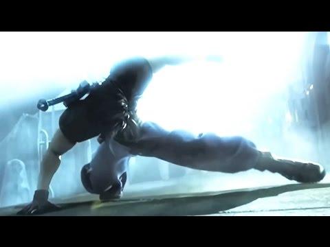 FFVII   ZACK FAIR'S OPENING SCENE (Crisis Core)