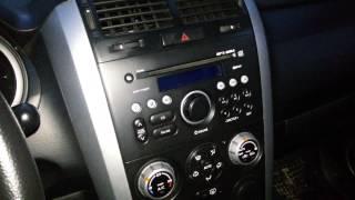 Тест драйв Suzuki Grand Vitara 2008г.