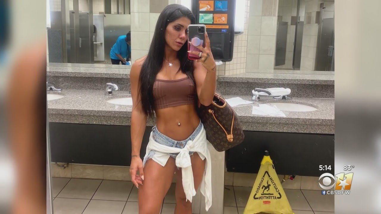 'You're Naked', Fitness Model Deniz Saypinar In Daisy Dukes Banned From AA Flight