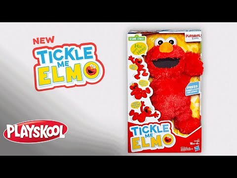 Playskool - 'Tickle Me Elmo' Official Teaser
