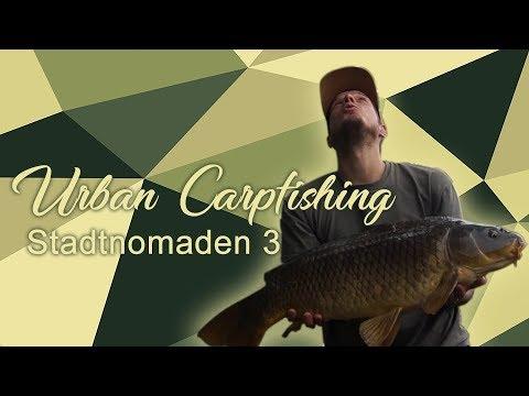 Urban Carpfishing - Stadtnomaden 3