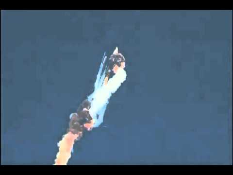 Indian Communications Satellite Explodes on Launch.wmv