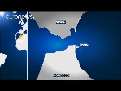 Ceuta under siege  more migrants storm the fence
