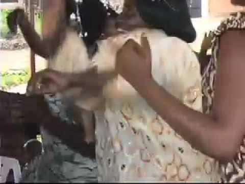 Dance of Healing - Rwanda