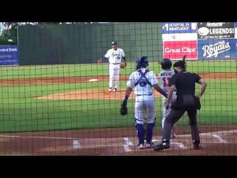 Drew Waters May 2124, 2018 vs. Lexington Lexington, KY