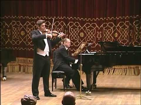Remus Azoitei & Eduard Stan: Debussy Sonata
