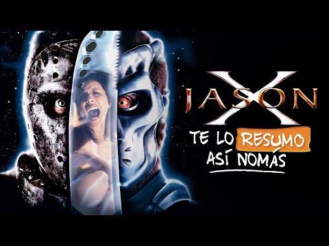 Jason X   Te Lo Resumo Así Nomás#203