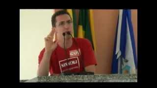 Jaguaribara Servidores Públicos Municipais Realizam Manifestação Parte 3