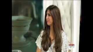 Aiisha on Sabah Al Khair Ya Arab MBC - Feb 26 2012 صباح الخير يا عرب