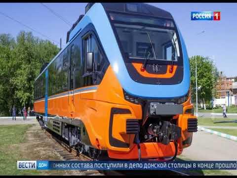 Рельсовые автобусы начнут курсировать по маршруту Ростов - Сальск - Волгодонск