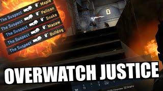 WEIRDEST AIMBOT EVER?!? (CS GO OVERWATCH #10)