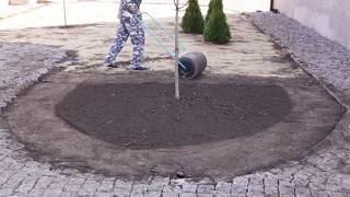 Автоматический полив газонов. 5 этап планировка участка.(Выращивание газона из семян – задача непростая, и требуются годы, чтобы добиться красивого результата...., 2016-04-13T14:20:07.000Z)