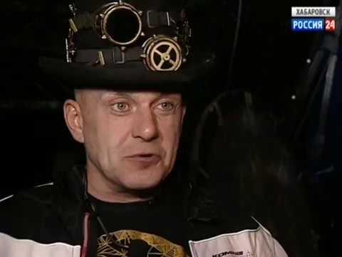 Вести-Хабаровск. Шоу цирка Демидовых