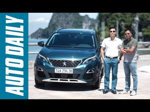 Đánh giá xe Peugeot 5008: Người dùng chấm điểm 9,5/10 |AUTODAILY.VN|