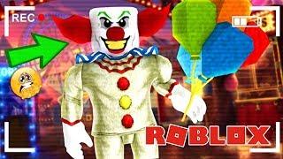 •  Roblox - The Clown Killings  • Zabójcza zabawa w chowanego! •