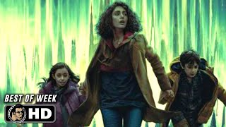 TOP STREAMING AND TV TRAILERS of the WEEK #38 (2021)